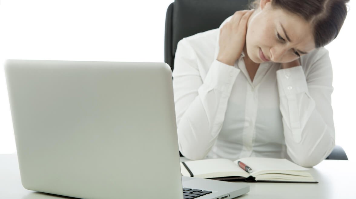 Reduce Neck Pain at Work